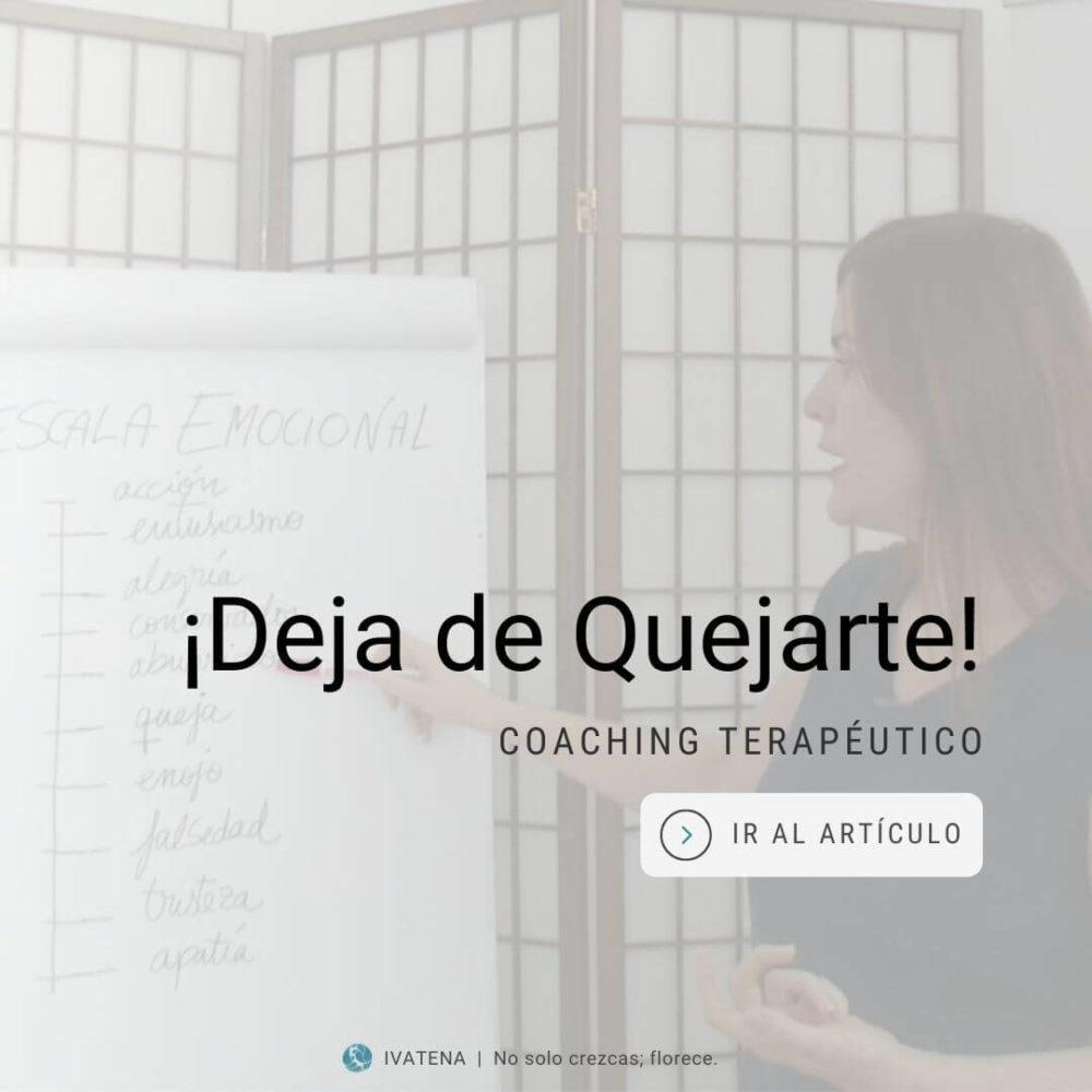 coaching terapeutico. Susana sardon rey.